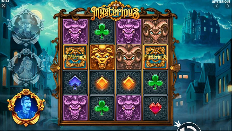 Slot Mysterious from Pragmatic Play